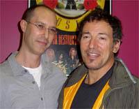Stephen Finfer, Bruce Springsteen