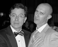 Stephen Finfer, Stephen Colbert
