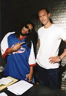 Stephen Finfer and Lil Jon